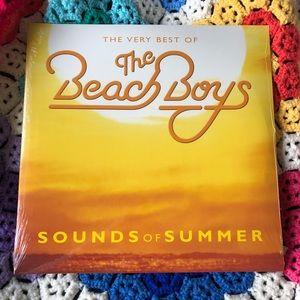 🆕The Beach Boys Sounds of Summer Vinyl Record